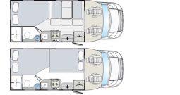 Autocaravana Rimor Seal 12 P