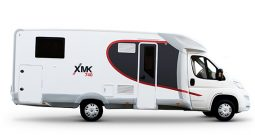 Autocaravana Ilusion XMK 740