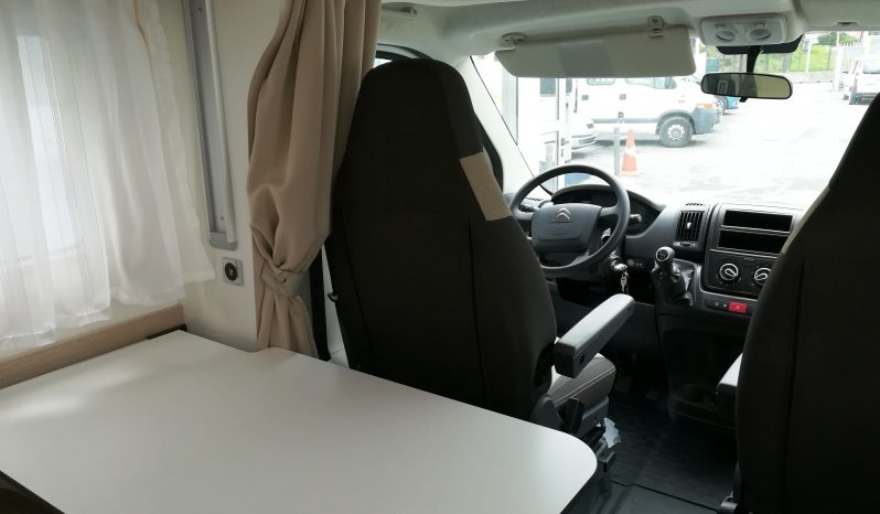 Autocaravana Ilusion 590 Z (2018) full