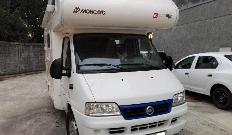 AUTOCARAVANA MONCAYO M-320 completo