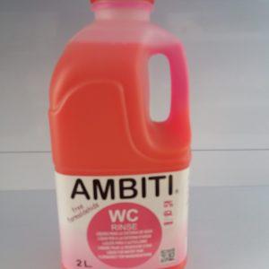 AMBITI WC ROSA 2L.