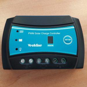 Regulador solar 10A