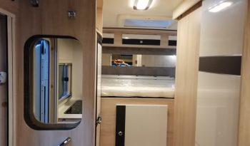 Autocaravana Ilusion XMK 590-alquiler completo