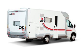 Autocaravana Ilusion XMK 760 completo