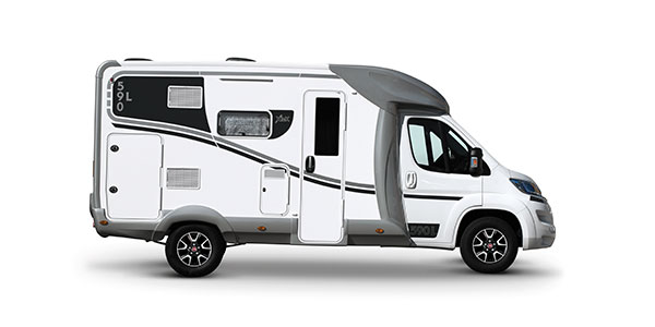 Autocaravana Ilusion XMK 590L full