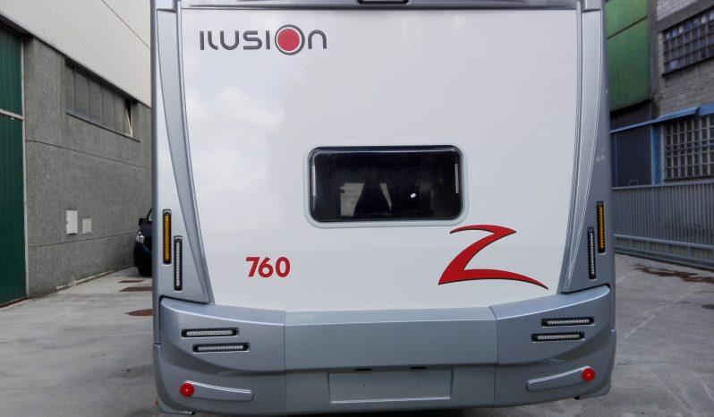 AUTOCARAVANA ILUSION 760Z (MODELO 2018) completo