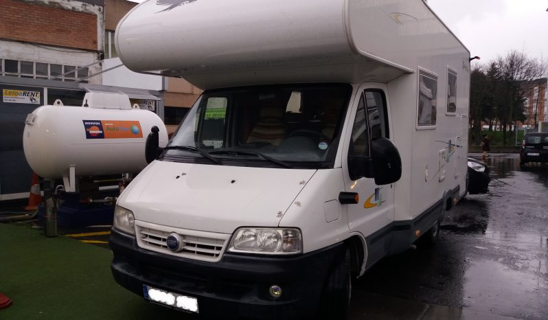 AUTOCARAVANA FIAT CHAUSSON WELCOME completo