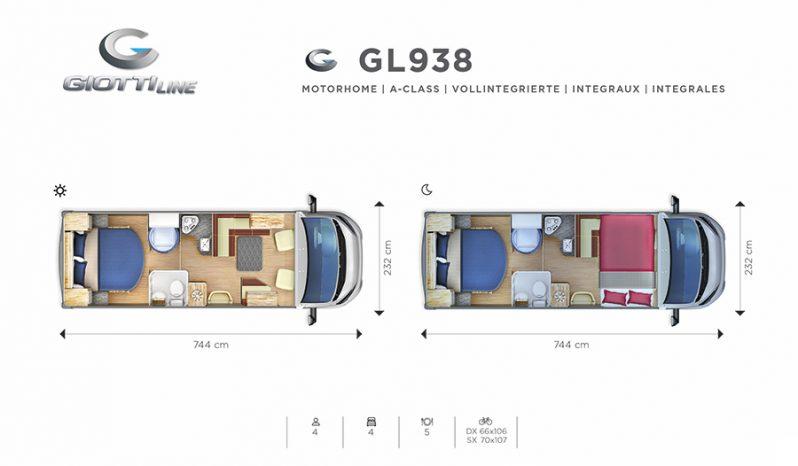 GiottiLine G Line 938 completo