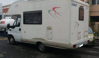 AUTOCARAVANA FIAT JOINT E33 completo