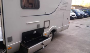 AUTOCARAVANA HYMMER 514CL completo
