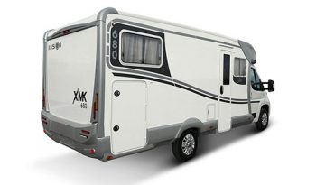 Autocaravana Ilusion XMK 680 completo