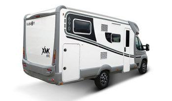 Autocaravana Ilusion XMK 690 completo