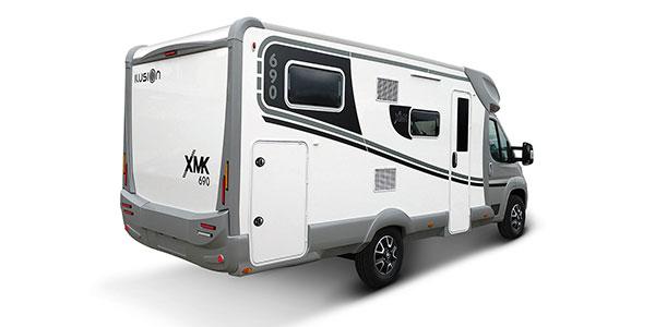 Autocaravana Ilusion XMK 690 full