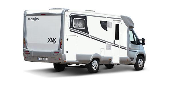 Autocaravana Ilusion XMK 730-ALQUILER completo