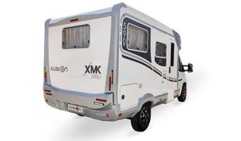 Autocaravana Ilusion XMK 590 FT completo