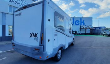 Autocaravana Ilusion XMK 590D completo